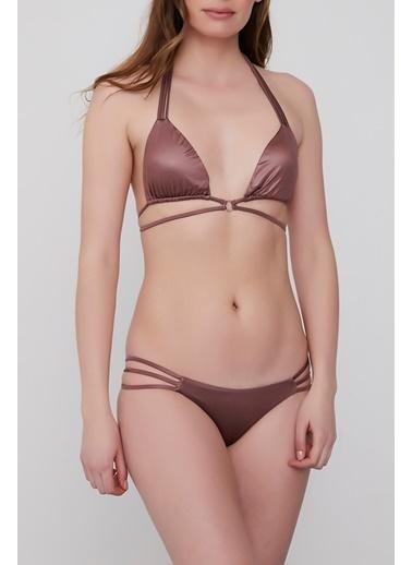 Plumeria Swimwear Üçgen Bikini Bronz
